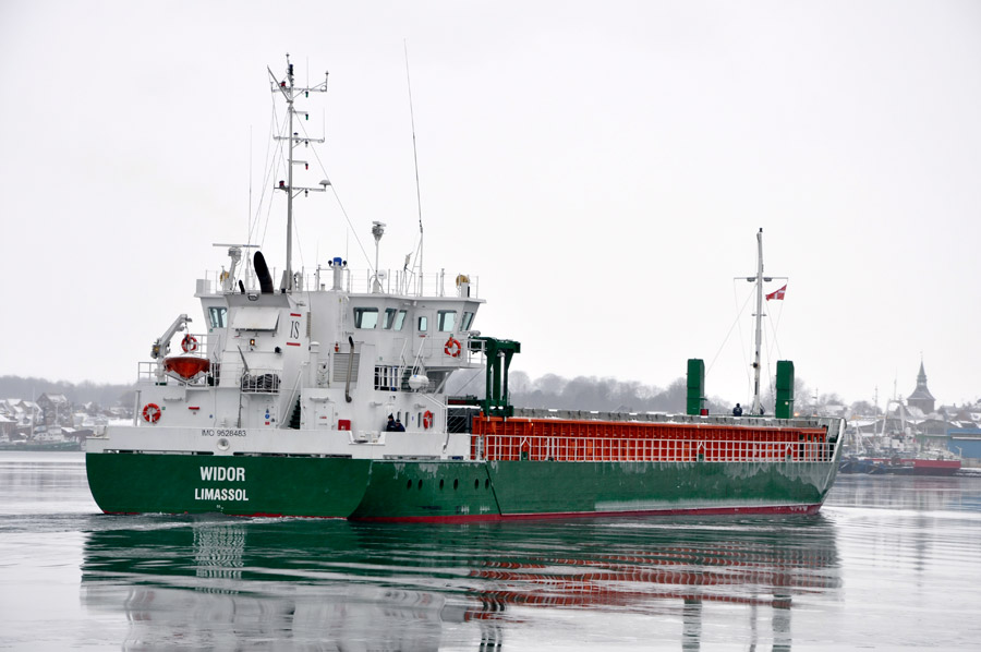 Widor ship